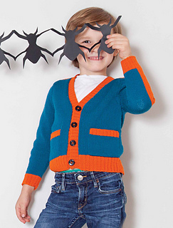 Luca_cardigan_pumpkin_and_teal_front_view_low_res_small2