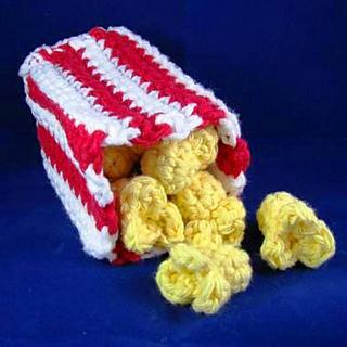 Amigurumi Popcorn Stitch : Ravelry: Popcorn pattern by Melinda Whicher-Micciche