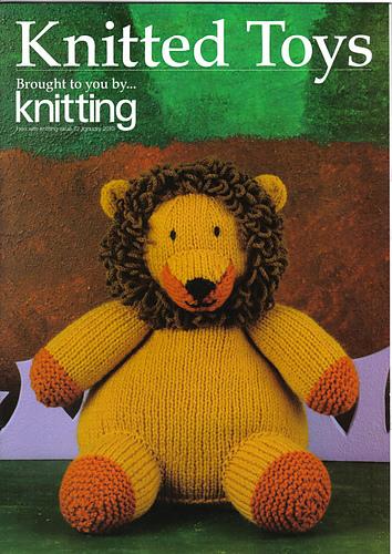 Knitting Toys Magazine : Ravelry knitting magazine january knitted toys