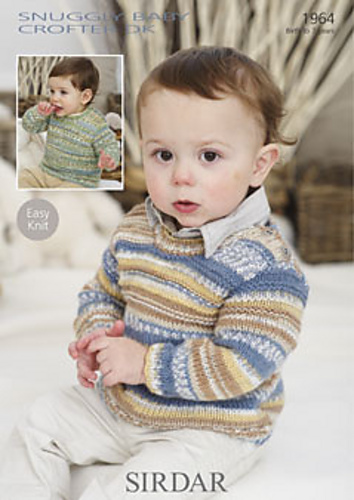 Sirdar Knitting Pattern Books Baby : Ravelry: Sirdar Snuggly Baby Crofter DK 1964 - patterns