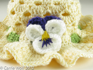 Carrie-wolf-modern-needlepoint-crochet-pansy-easter-bonnet-hat-pattern-5595_small2