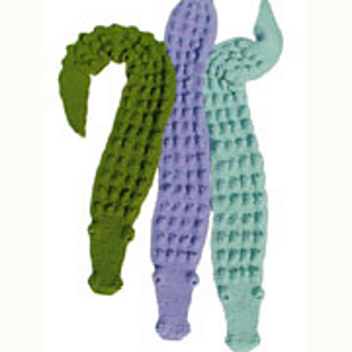 Knitting Pattern Alligator Scarf : Ravelry: Baby Alligator Scarf pattern by Morehouse Designs