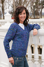 Back to Basics Shaped Pullover PDF