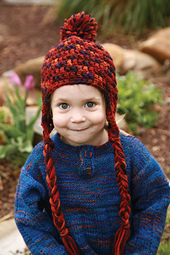 Crocheted Kid's Hat PDF