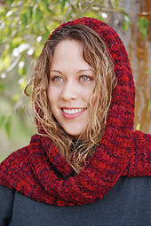 Tasha's Hooded Scarf PDF