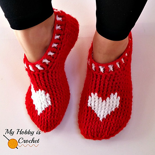 Heart_graph_women_crochet_slippers_small2