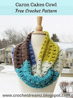 Ravelry Kaleidoscope Infinity Scarf Pattern By Crochetdreamz