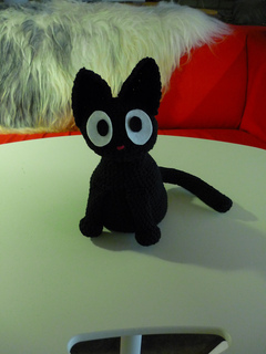 Ravelry: Jiji the Cat pattern by Anne Gee White