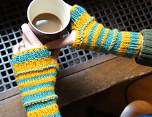 Bumble Bee Mitts PDF
