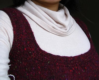 Ravelry Tailored Tweed Pattern By Lien Ngo