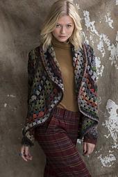 #9 Crochet Jacket PDF
