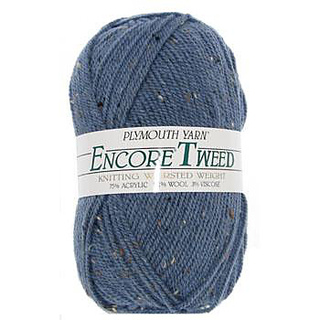Ravelry Plymouth Yarn Encore Tweed