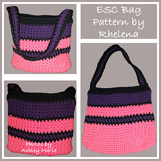 Crochet Stitches Esc : Rhelena - CrochetNCrafts