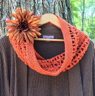 Chain_lace_cowl_loops_and_threads_impeccable_pumpkin_1_small2
