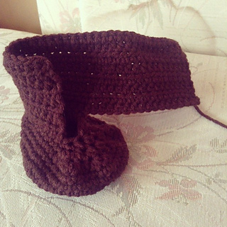 Ravelry: Large Breed Dog Booties pattern by Roisin Love