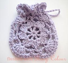 Ravelry: Little Lavender Sachet pattern by Teena Sutton Murphy