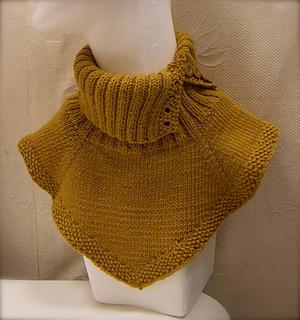 Kylmille ilmoille (For cold days) pattern by Satu Gröhn