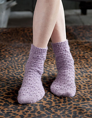 Alpaca Sox Short Socks PDF