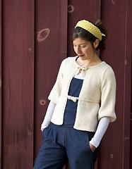 Inca Alpaca Little Ties Jacket PDF