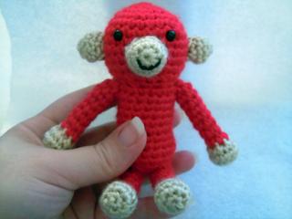 Ravelry: Little Amigurumi Monkey pattern by Lion Brand Yarn