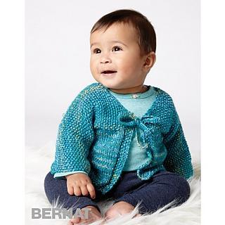 Quick Cardigan Knitting Pattern : Ravelry: Quick Stitch Cardigan pattern by Bernat Design Studio