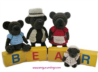 Miniature-bear-family-crochet_small2