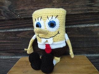 Ravelry: Spongebob amigurumi doll pattern by Cecilia ...