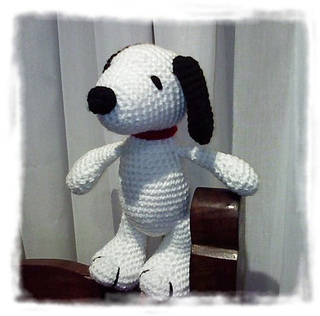 Ravelry: Snoopy amigurumi doll pattern by Cecilia ...