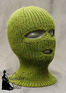Balaclava Knitting Pattern 2 Needles : Ravelry: Balaclava pattern by Splendor Solis