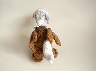Ravelry: Hippogriff & Griffin Amigurumi/Plush Toy pattern ...