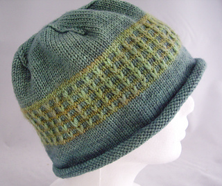 Slip Stitch Knit Hat Pattern : Ravelry: Slip-Stitch Hat pattern by Tanis Williams
