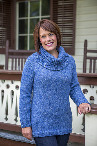 Killington Top-Down Pullover #114 PDF