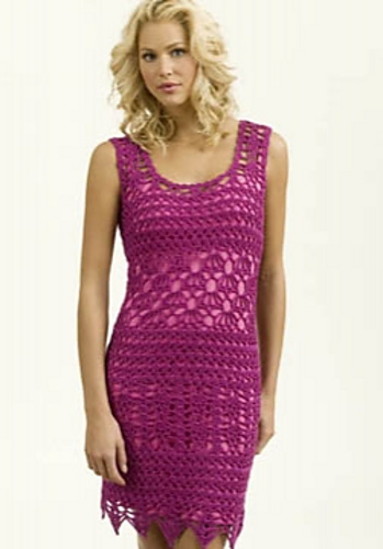 Sleeveless Dress PDF