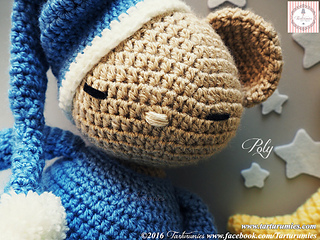 Ravelry: Amigurumi: Oso - Osito Poly / Bear - Teddy Poly ...