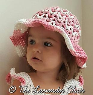 Ravelry: Valeries Sun Hat pattern by Dorianna Rivelli