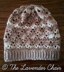 Ravelry: Vintage Slouchy Beanie pattern by Dorianna Rivelli