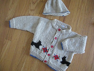 Scottie_dog_cardigan_with_matching_hat_small2