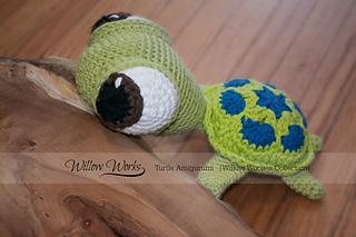 Ravelry: Bob the Turtle Amigurumi pattern by Carolina Guzman
