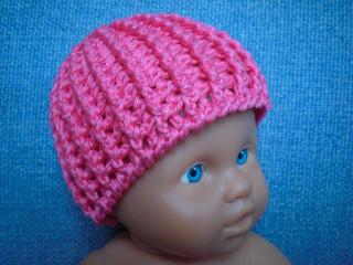 Ravelry: Ribbed Crochet Preemie Hat pattern by Donnetta ...