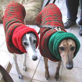 Ravelry Greyhound Sweater Amp Snood Pattern By Angela Curtis
