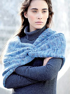 Ravelry: Soft Wrap pattern by Mestizo/MLP