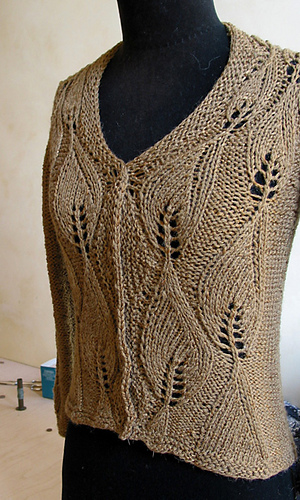 Leaves_beige3_medium