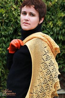 Ravelry Vidalia Lace Shawl Pattern By Alina Appasov