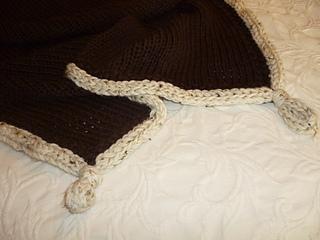 Ravelry Easy Floor Blanket For Baby Pattern By Melissa