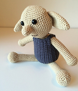 Knitting Pattern For Dobby The House Elf : Ravelry: Lucy Kate Crochet - patterns