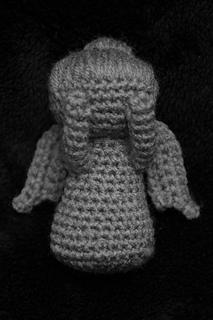 Ravelry: Weeping Angel (Doctor Who) Amigurumi Crochet ...