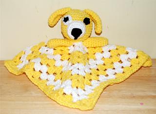 Ravelry Puppy Dog Lovey Pattern By Amy Lehman