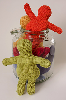 Ravelry: Jelly Babies pattern by Beautiful Silks