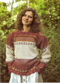 Ravelry: Nordic Knitting: Thirty-One Patterns in the Scandinavian Tradition -...