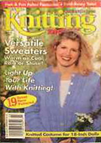 Ravelry: Knitting Digest Magazine, Vol. 23 No. 2, March 2001 - patterns